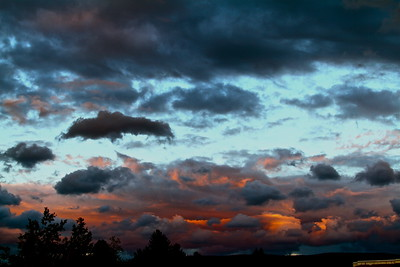 Clouds and Sunsets