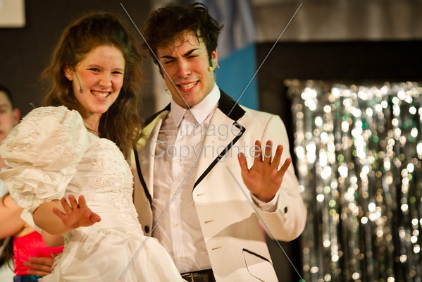 EHS Presents- The Wedding Singer
