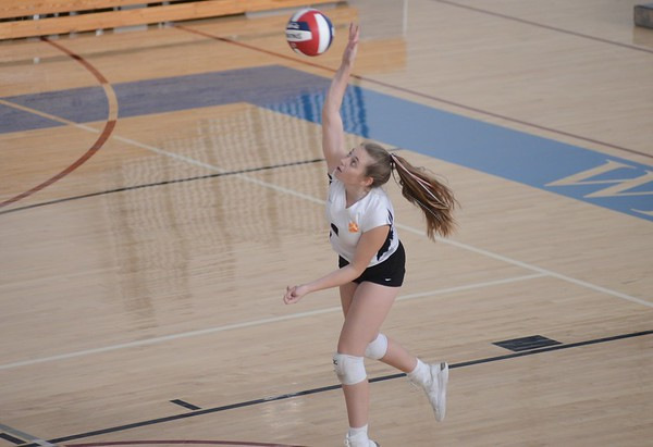 Lee volleyball vs. Frontier- 110919