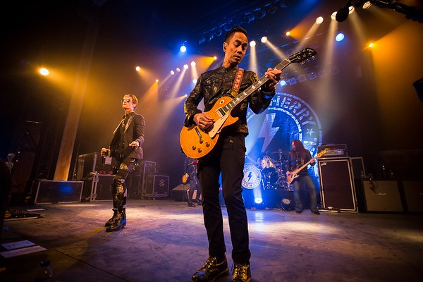 Buckcherry @ Corona 2015-11-29