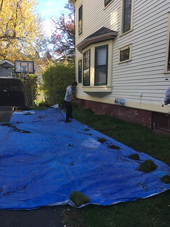 Waterproofing a Basement Wall