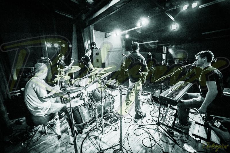 Stone Blind - Petts Woodstock 2014