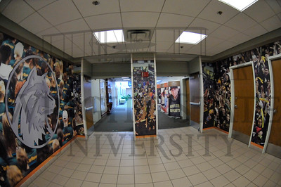 7774 New Student Union Display photos 2-10-12