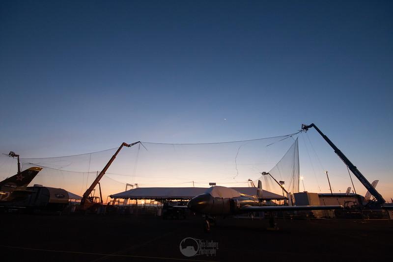 Drone Zone at Dawn