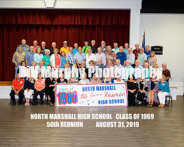 North Marshall High School Class Of 1969