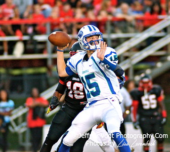 10-04-2013 Quince Orchard HS vs Churchill HS Varsity Football, Photos by Jeffrey Vogt Photography with Lisa Levenbach