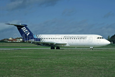 Birmingham European Airways - BEA