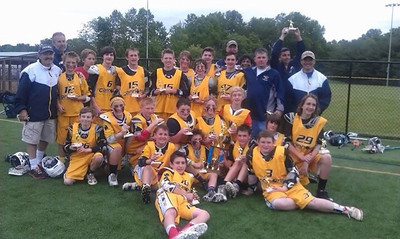 U13 SMYLA Champions 2013
