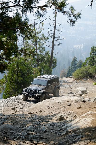 Rubicon Trail - 2013
