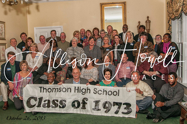 THS 40th Reunion