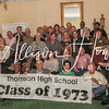THS 40th Reunion : Thomson High School Class of 1973
