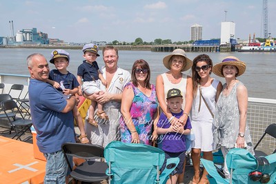 July 7th 2018 Charity ferry trip