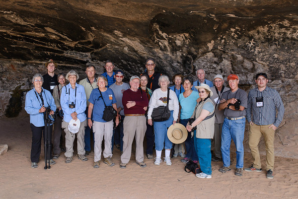 April 2014 - Advanced Photography in Arches and Canyonlands National Parks - Road Scholar Program #6150