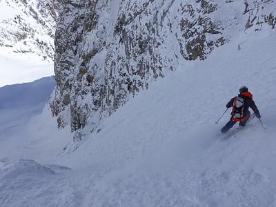 Andrew in the Alpine