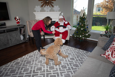 Coldwell Banker Santa Photos