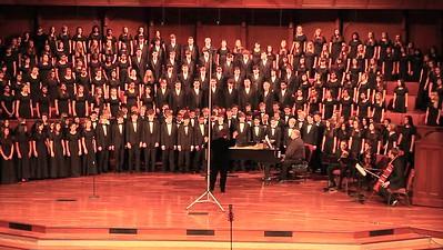 PWSH Choir 2012-2013