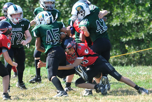 2010 Lancers Football - Liberty 8-10 - Games 7& 8