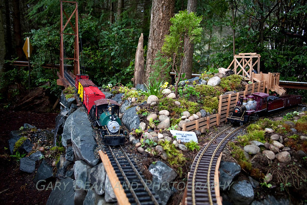 Puget Sound Garden Railway Society