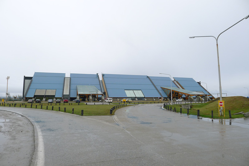 "Ushuaia Airport, ""USH"""