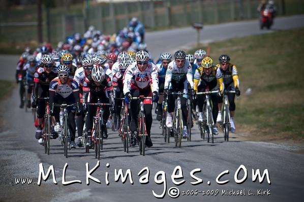 Pro 1/2/3 Elite Men <br> Cat 3 Men <br> Cat 4/5 #2 <br> Kirkwood Road Race 3/29/2008