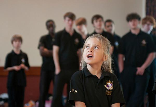 Rehearsals 23-10-2011