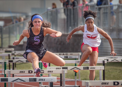 Falcon Relays Shuttle Hurdle Relay - Girls