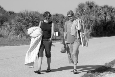 Caladesi Island State Park, Florida - 3/26/11