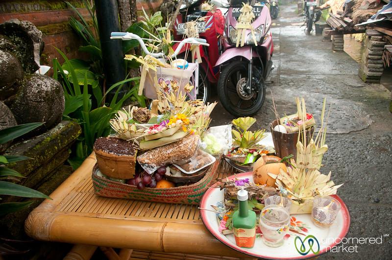 Blessings for all Transport - Ubud, Bali