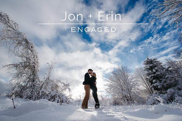 Jon + Erin