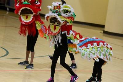 Third Grade Lion Dance Parade | February 14, 2019