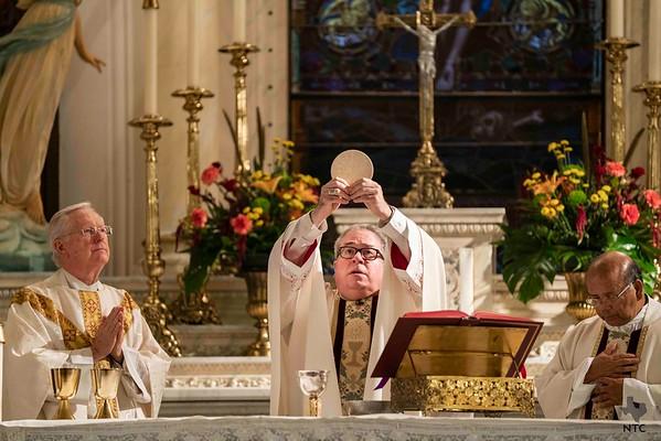 White Coat Mass, 2019