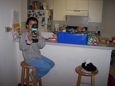 Joseph's Birthday 2004