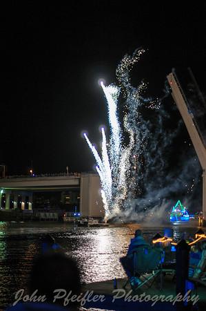Jupiter Boat Parade 2016