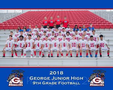 George Football- 9th Grade