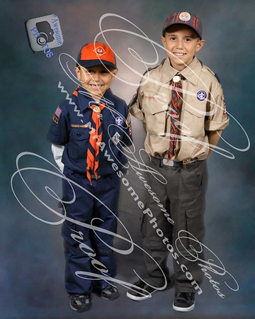 Cub Scout Printing Proofs