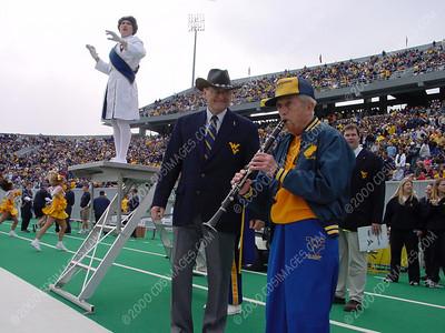 WVU vs Syracuse - November 4, 2000