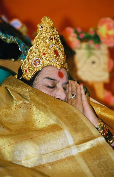 Shri Ganesha Puja, 14 September 2002, Cabella (Michal Markl photo)