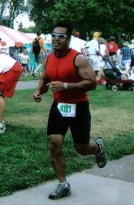 Lifetime Fitness Triathlon 2003