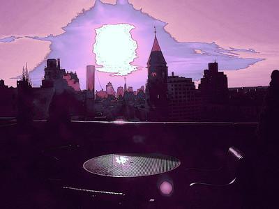 Scenes from New York (Digital Art)