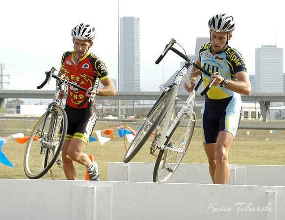 West End Cyclocross, Men A, December 4, 2005