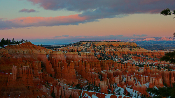 Bryce National Park, Utah Dec '11
