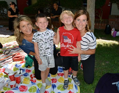 Paradise Canyon Invites Parents to Lunch