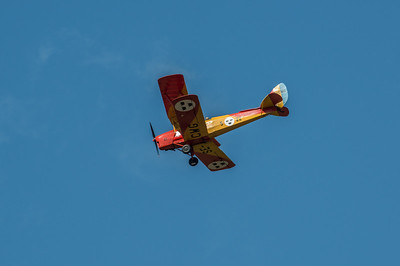 Flight show in Vaxjo 2012