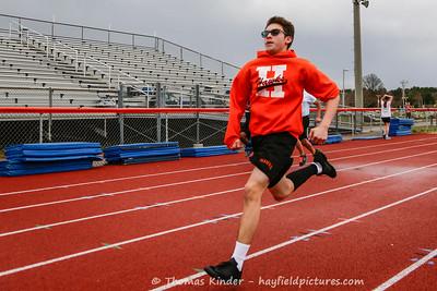 Track & Field Tryouts 3/1/17