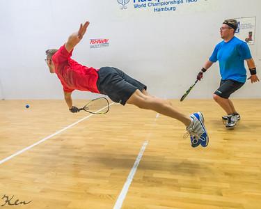 Mens Open Final Oliver Bertels (GER) over Arne Schmitz (GER)