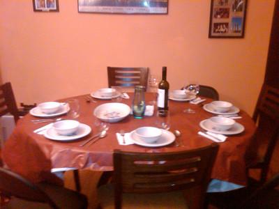 Dinner Party Feb 2011
