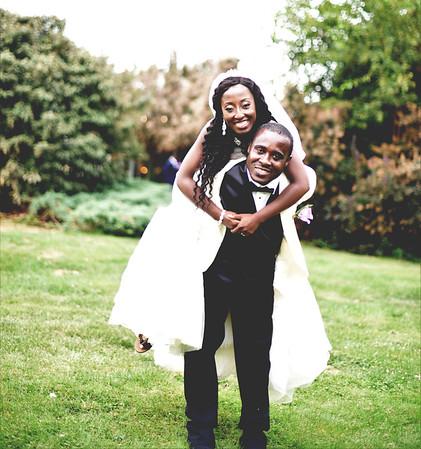 Lisa Wedding Day