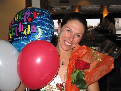 Vicki's Birthday - Savannah, GA 3/16/2009