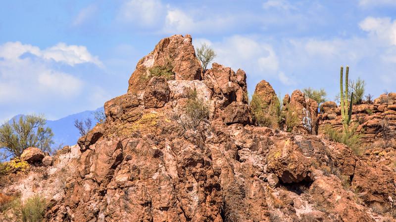 Finding Pinnacles