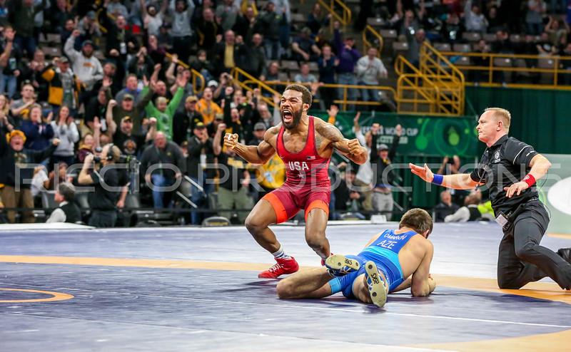 USA Wrestling/Olympic/Freestyle